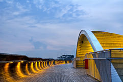 Henderson Waves in Singapore Royalty Free Stock Photo