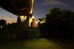 Henderson-Wellenbrücke Stockfoto