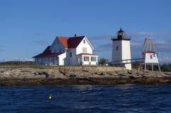 hendricks kierownicza latarnia morska Fotografia Stock