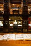 Hendrik-Gewissenhaftigkeit-Erbe-Bibliotheks-Stapel Lizenzfreie Stockfotografie