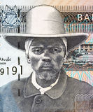 Hendrik Samuel Witbooi Royaltyfri Foto