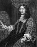 Heneage Finch, 1st Earl of Nottingham Stock Images