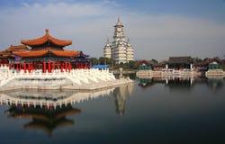 Hengdian movie and Television City,Jinhua,Zhejiang ,China Royalty Free Stock Photos