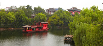 Hengdian world studios. The Chinese hengdian world studios ,hengdian,jiangsu stock image