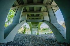 Henley Bridge über Tennessee River Knoxville stockfoto
