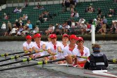 Henley königlicher Regatta Lizenzfreies Stockfoto