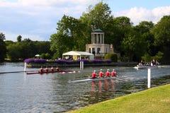Henley königlicher Regatta Lizenzfreies Stockbild