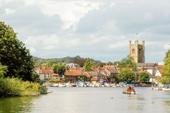 Henley-on-thames Royalty Free Stock Photography