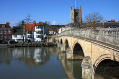 Free Henley On Thames Royalty Free Stock Image - 8612066