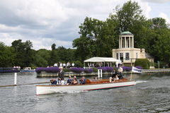 Henley Royal Regatta Royalty Free Stock Photo