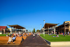 Henley Square, South Australia Stock Photos