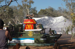 Henley on Todd Regatta. The Henley on Todd Regatta is about boat racing in the dry river bed of the Todd River in Northern Territory Australia. The Regatta will Royalty Free Stock Image