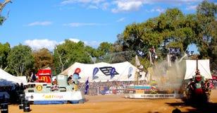 Henley-On-Todd Regatta, Finale stock image