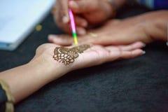 henné photos libres de droits