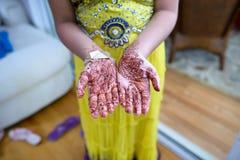henné photo libre de droits