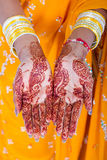 Henna Royalty Free Stock Images