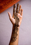 Henna royalty free stock photography