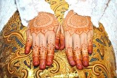 henna Lizenzfreie Stockfotos