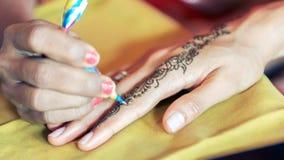 henna lizenzfreie stockbilder