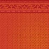 Henna bird saree background Royalty Free Stock Images