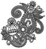 Henna Design Element Stock Photos