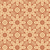 Henna floral pattern swatches, Stock Photos