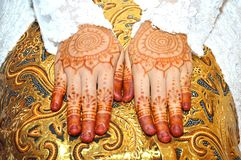 Henna Royalty Free Stock Photos