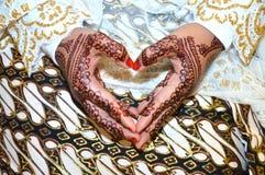 Henna Stock Image