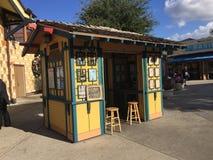 Henna Kiosk in primavere di Disney, Orlando, FL fotografia stock libera da diritti