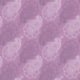 Henna MehendyTattoo Doodles Seamless Pattern Fotografía de archivo