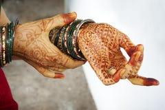 Henna Tattoo Imágenes de archivo libres de regalías
