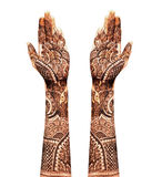 Henna tattoo Royalty Free Stock Images