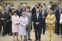 Henne majestätdrottning Elizabeth II, Royaltyfri Foto