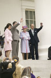 Henne majestätdrottning Elizabeth II Royaltyfri Fotografi