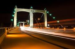 Hennepin Alleen-Brücke Stockbild