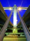 Hennepin Alleen-Brücke Lizenzfreie Stockbilder