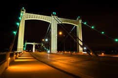 Hennepin Avenue Bridge Royalty Free Stock Images