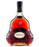 Hennessy ekstra stary XO Zdjęcie Stock