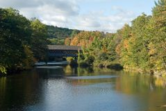 Henniker Bridge Stock Images
