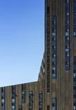 Henning Larsen Waterfront-het detail van torenaalborg Denemarken Stock Afbeeldingen