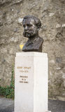 Henri Dunant, Geneva, Switzeland Stock Images