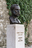 Henri Dunant, Geneva, Switzeland Stock Photography