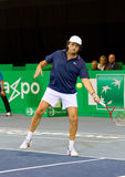 Henri Leconte at Zurich Open 2012 Royalty Free Stock Image