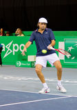 Henri Leconte at Zurich Open 2012 Stock Images