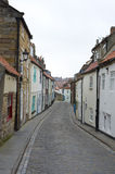 Henrietta Street, Whitby Stock Photos