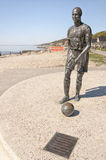 Henrik Larsson Statue 02 Royalty Free Stock Images