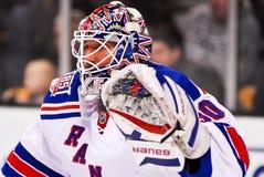 Henrik Lundqvist New York Rangers. New York Rangers goalie Henrik Lundqvist #30 stock photography