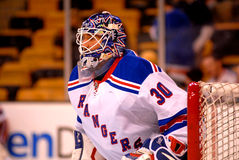 Henrik Lundqvist New York Rangers. New York Rangers goalie Henrik Lundqvist #30 stock photos