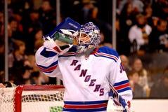 Henrik Lundqvist New York Rangers Stock Image