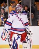 Henrik Lundqvist New York Rangers Stock Afbeeldingen